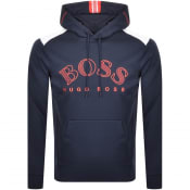 Product Image for BOSS Athleisure Soody Hoodie Navy