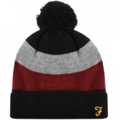Product Image for Farah Vintage Aylesworth Beanie Black