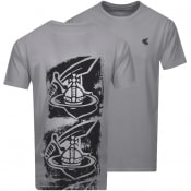 Product Image for Vivienne Westwood Small Orb T Shirt Grey