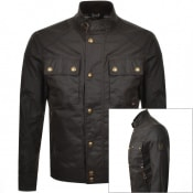 Product Image for Belstaff Racemaster Waxed Jacket Green