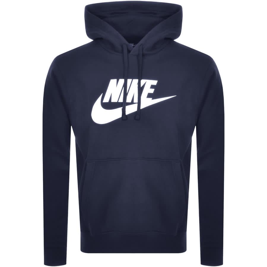 nike swoosh hoodie logo