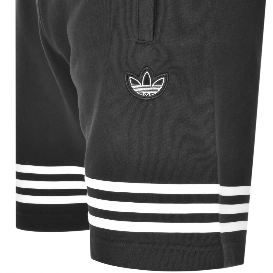 adidas shorts outline