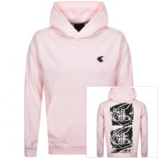 Product Image for Vivienne Westwood Small Orb Hoodie Pink