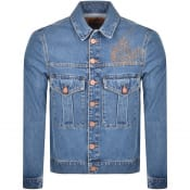 Product Image for Vivienne Westwood Denim Jacket Blue