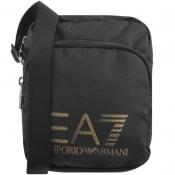 Product Image for EA7 Emporio Armani Train Prime Bag Black