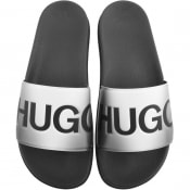 Product Image for HUGO Match Sliders Black