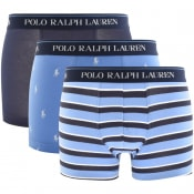 Product Image for Ralph Lauren Underwear 3 Pack Boxer Trunks