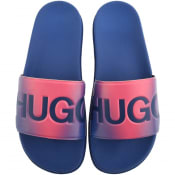 Product Image for HUGO Match Sliders Pink
