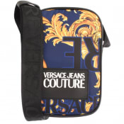 Product Image for Versace Jeans Couture Shoulder Bag Navy