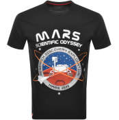 Product Image for Alpha Industries Mission To Mars T Shirt Black