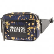 Product Image for Versace Jeans Couture Multiway Crossbody Bag Navy