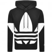 Product Image for adidas Originals Trefoil Hoodie Black