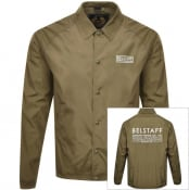 Product Image for Belstaff Teamster Overshirt Jacket Green