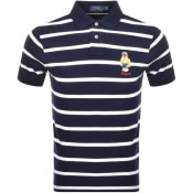 Product Image for Ralph Lauren Bear Polo T Shirt Navy