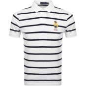 Product Image for Ralph Lauren Bear Polo T Shirt White