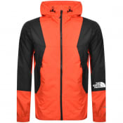 Product Image for The North Face Mountain Windshell Jacket Red
