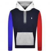 Product Image for Ralph Lauren Pullover Hoodie Navy