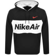 Product Image for Nike Air Logo Hoodie Black