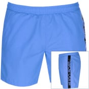 Product Image for BOSS HUGO BOSS Dolphin Swim Shorts Blue