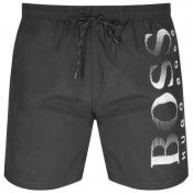 Product Image for BOSS HUGO BOSS Octopus Swim Shorts Grey