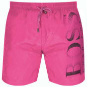 Product Image for BOSS HUGO BOSS Octopus Swim Shorts Pink