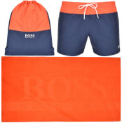 Product Image for BOSS HUGO BOSS Beach Set Orange