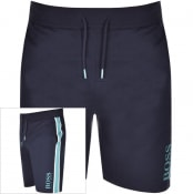Product Image for BOSS Bodywear Authentic Shorts Navy
