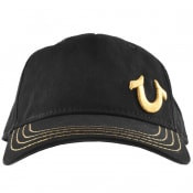 Product Image for True Religion Horseshoe Logo Cap Black