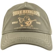 Product Image for True Religion Buddha Logo Cap Khaki