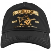 Product Image for True Religion Buddha Logo Cap Black