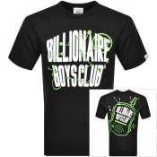 Product Image for Billionaire Boys Club Radio Logo T Shirt Black