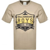Product Image for Billionaire Boys Club Logo T Shirt Beige