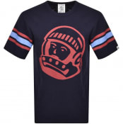 Product Image for Billionaire Boys Club Astro Logo T Shirt Navy