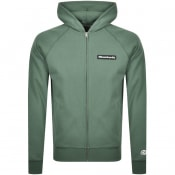 Product Image for Billionaire Boys Club Full Zip Logo Hoodie Green