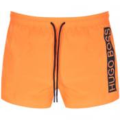 Product Image for BOSS HUGO BOSS Mooneye Swim Shorts Orange