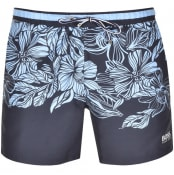 Product Image for BOSS HUGO BOSS Barracuda Swim Shorts Navy