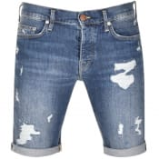 Product Image for True Religion Rocco Shorts Blue