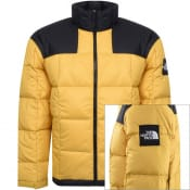 Product Image for The North Face Lhotse Down Jacket Yellow