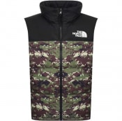 Product Image for The North Face 1996 Nuptse Down Gilet Green