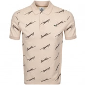 Product Image for Lacoste Live Polo T Shirt Beige