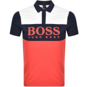 Product Image for BOSS Athleisure Pavel Polo T Shirt Red