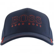 Product Image for BOSS Athleisure Bap Basic Baseball Cap Navy