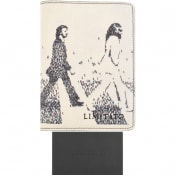 Product Image for Limitato The Fab Four Passport Holder White