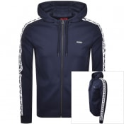 Product Image for HUGO Dalny Hoodie Navy
