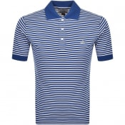 Product Image for Vivienne Westwood Short Sleeved Polo T Shirt Blue