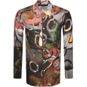 Product Image for Vivienne Westwood Long Sleeved Shirt Grey