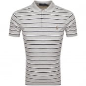 Product Image for Ralph Lauren Short Sleeved Polo T Shirt Grey