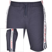 Product Image for Tommy Jeans Logo Sweat Shorts Navy