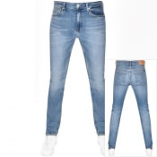 Product Image for Calvin Klein Jeans Slim Taper Jeans Blue