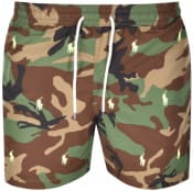 Product Image for Ralph Lauren Swim Shorts Khaki